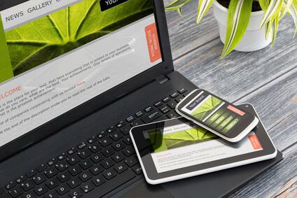 Création de site responsive et application Virton Arlon Luxembourg